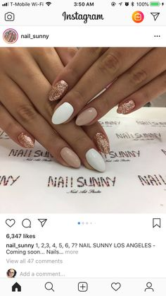 Aycrlic Nails, Hair And Nails, Teen Nails, Dream Nails, Love Nails, Gorgeous Nails, Pretty Nails, Ongles Bling Bling, Nagellack Design
