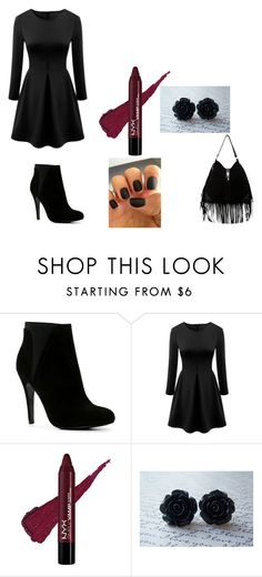 """Once you go black"" by jazzy21553 on Polyvore featuring ALDO, Dark and lovely"