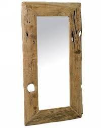 Miroir En Bois Flott Cadres Photos Et Miroirs Pinterest