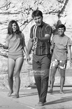 Sixties | Ricky Nelson and the Bobby Banas dancers on Malibu U, 1967