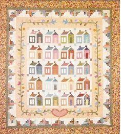 Our Quilt Patterns  House Quilt Block, House Quilts, Barn Quilts, Quilt Blocks, Pattern Blocks, Quilt Patterns, Quilting Projects, Sewing Projects, Hand Applique