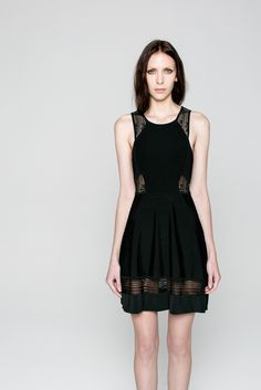 A.L.C. Pre-Fall 2013 Collection Slideshow on Style.com
