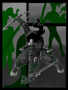 Shadow Assassin WP by catalin6.deviantart.com on @DeviantArt