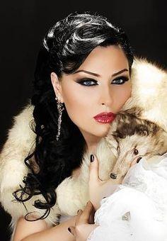 maquillage libanais oriental pour un mariage photo 68 - Maquillage Libanais Mariage