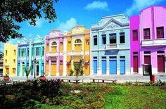 Historic center of João Pessoa - PB / Brazil  home