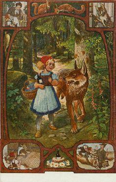 Rotkäppchen, Verlag C. C. Meinhold & Söhne Dresden