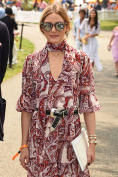 The Olivia Palermo Lookbook : Olivia Palermo At The Veuve Clicquot Polo Classic