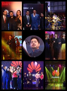 Amazing star power and exciting performances, the dazzling launch of #HuaweiMateS was a thundering success!