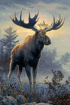 Moose...Joe Hautman