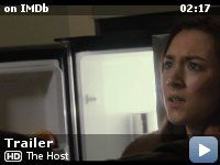 The Host trailer. SO looking forward to this movie....just need to finish the book first. it's soooo longXD