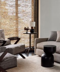 Egyptian Rug in Thyme Interior Design: Brian Paquette Photography: Haris Kenjar