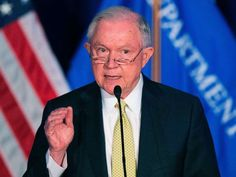 Jeff Sessions addresses 'anti-LGBT hate group,' but DOJ won't release his remarks  Jeff Sessions delivered a speech to an alleged hate group at an event closed to reporters on Tuesday night, but the DOJ is refusing to reveal what he said.  ------------------------------ #news #buzzvero #events #lastminute #reuters #cnn #abcnews #bbc #foxnews #localnews #nationalnews #worldnews #новости #newspaper #noticias
