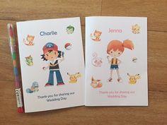 POKEMON GO Inspired   Children's A6 Fun by DesignsbyDaisyandMax