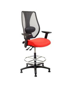 ergoCentric tCentric Hybrid Counter Height Chair