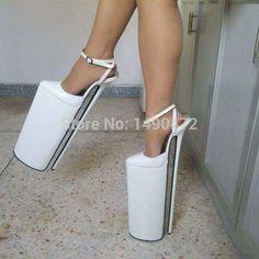 These are some very high heels! High Heels Boots, Platform High Heels, Pump Shoes, Shoe Boots, Extreme High Heels, Very High Heels, Pantyhose Heels, Stockings Heels, Stilettos