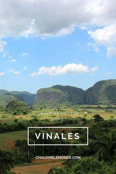 La splendide vallée de Vinales située dans la province de Pinar del Rio à l'ouest de la Havane et classée au patrimoine mondial de l'Unesco.