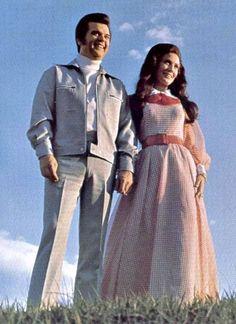 Classic Photo: Conway Twitty and Loretta Lynn