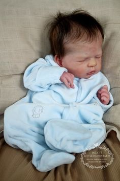 Noel by Olga Auer - Pre-Order soon - Online Store - City of Reborn Angels Supplier of Reborn Doll Kits and Supplies