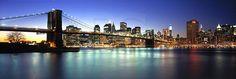 Brooklyn Bridge Panoramic 1