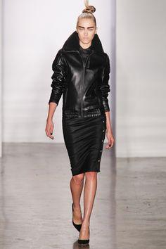 That jacket!  Kevork Kiledjian Fall 2012