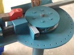 Projeto de Curvadora de Tubos - YouTube