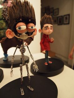 #paranorman #stopmotion #animation #puppet #armature