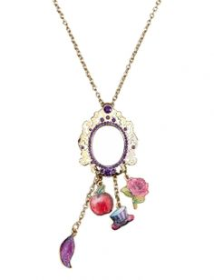 Ever After High™ Mirror Charm Necklace