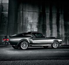 67 Shelby GT 500