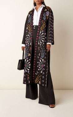 Kimono Fashion, Hijab Fashion, Fashion Outfits, Womens Fashion, Mode Kimono, Mode Abaya, Kimono Coat, Moda Chic, Looks Chic
