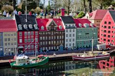 Legoland  Play with LEGO at Bilund, Denmark. A reportage for VOGUE Kids: