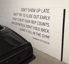 I Love THIS!!!!! If you're gonna work out don't waste your time give it your ALL and then keep digging and give MORE!!!