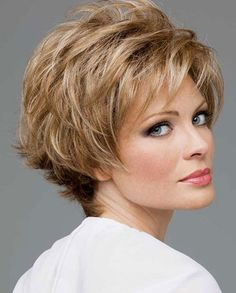Short hairstyles 2016 for women over 50 is something women would be dying to try this year as elegance and sophistication is present in these short hairstyles