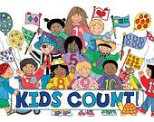 "K100 - Kids Count Poster 20""X14"""