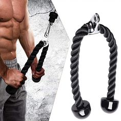 Cable Machine Attachments Tricep Rope D-Handle Cable Pully Optional for Gym Fitness Equipment Weight Lifting Workout Accessories Weight Lifting Equipment, No Equipment Workout, Workout Gear, Fitness Equipment, Gym Fitness, Fitness Tips, Fitness Motivation, Biceps And Triceps, Triceps Workout
