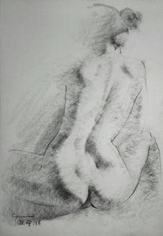 Sketching Serhiy Sledz
