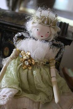Fairy doll from Betty & Violet