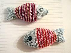 Мастер класс рыбка Полосябрик | Ярмарка Мастеров - ручная работа, handmade