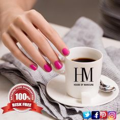 Beauty HM Salon In Bucharest, Romania — Good morning summer!.   #houseofmanicure...