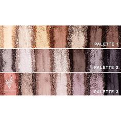 New Moodstruck Addiction Shadow Palettes are here!   Which one is your fav? Vote 1 2 or 3 in the comments!