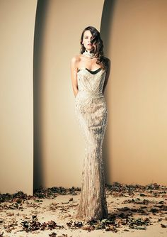 Ziad Nakad 2014 couture collection | 100 Layer Cake