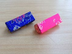 lipstick case with mirror by vospik on Etsy