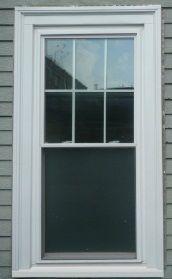 Exterior Double Door Trim vinyl siding and window trim - google search | garage door ideas