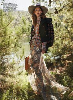 smells like teen spirit: valerija kelava by yelena yemchuk for us elle april 2013 | visual optimism; fashion editorials, shows, campaigns & more!