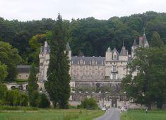 The fairytale castle of Ussé