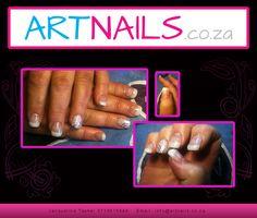 custom white glitter acrylic nail art Glitter Acrylics, Glitter Nail Art, White Glitter, Acrylic Nail Art, Acrylics