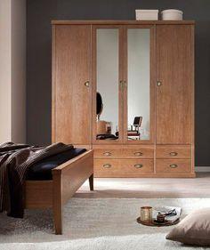 Sypialnia z kol. Diana/ Fameg; Bedroom from col. Diana from Fameg - Elizabeth Interiors