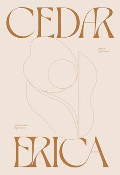 Dahlia Typeface