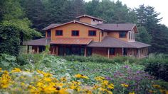 Menla Mountain Retreat- Center for Health and Happiness  I want to go to there!