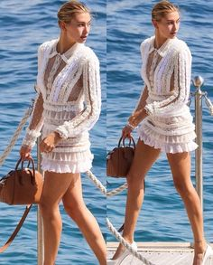 accessories, blonde, and hailey baldwin image