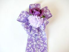 Gift bow for women Gift wrap bow Birthday gift by JDsBowCreations
